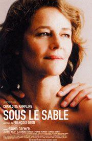 плакат фильма Под песком