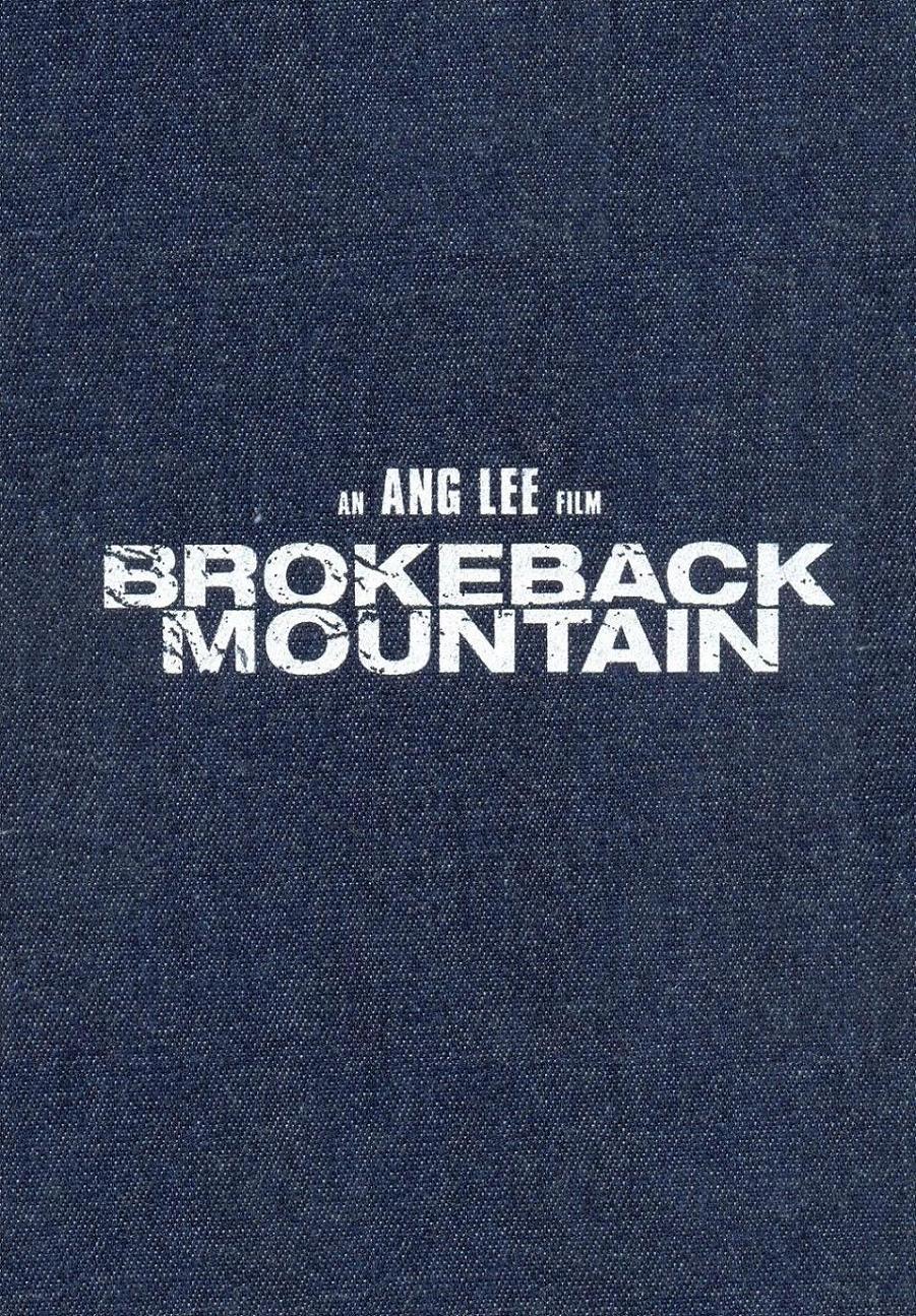 плакат фильма Горбатая гора