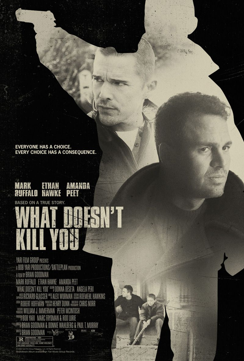 плакат фильма Что тебя не убивает*