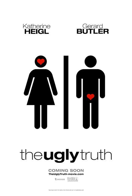 плакат фильма Голая правда