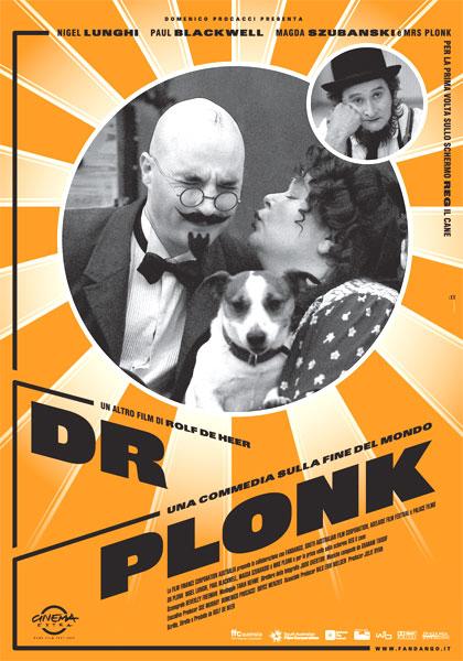 плакат фильма Доктор Плонк