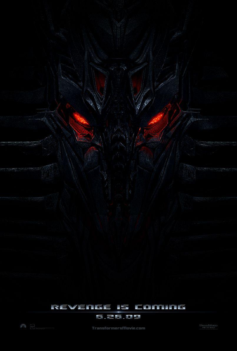 плакат фильма Трансформеры: Месть Падших