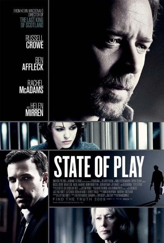 плакат фильма Большая игра
