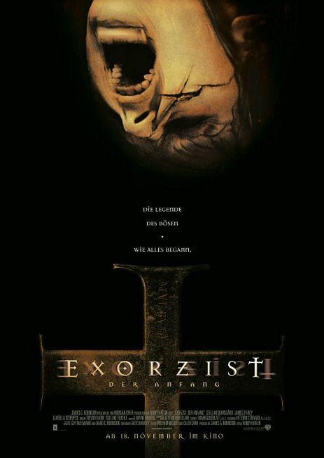 плакат фильма Изгоняющий дьявола: Начало