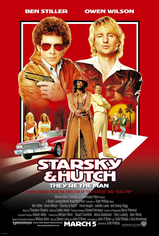 плакат фильма Убойная парочка: Старски и Хатч