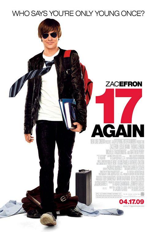 плакат фильма Папе снова 17
