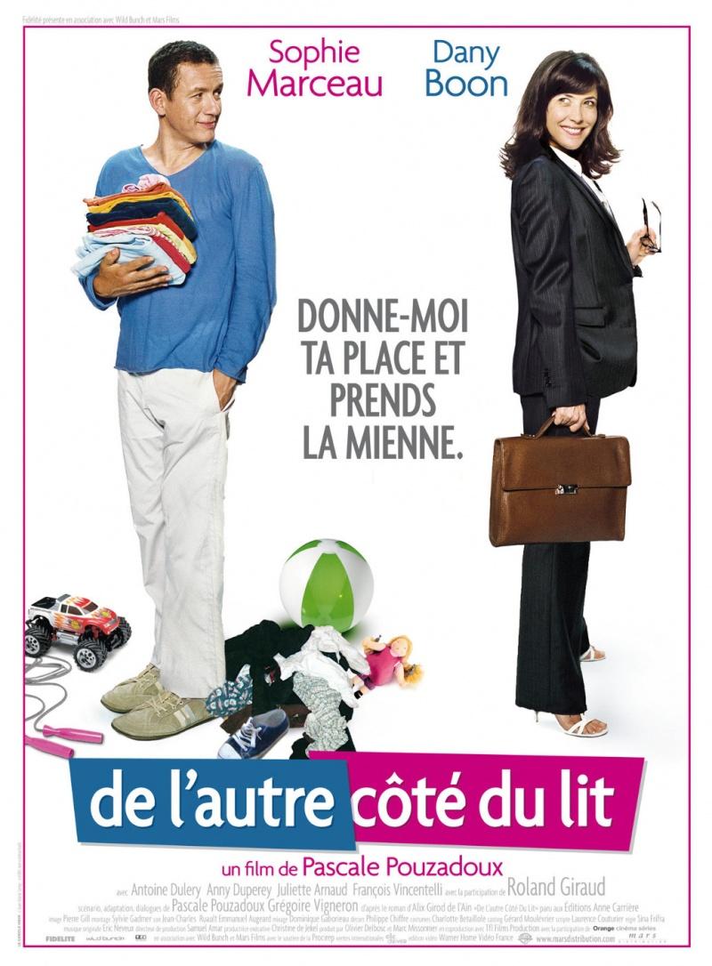 плакат фильма По ту сторону кровати