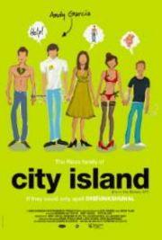плакат фильма Сити Айленд