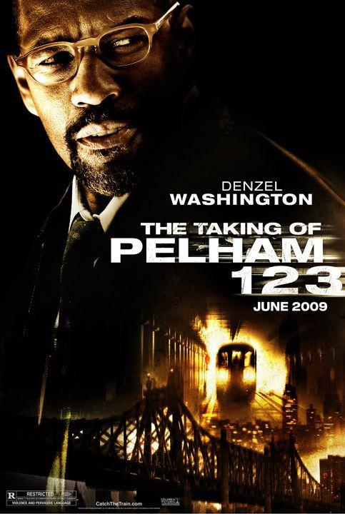 плакат фильма Опасные пассажиры поезда 123