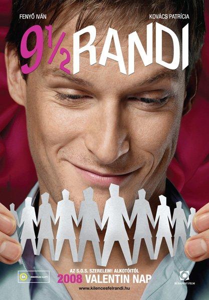 плакат фильма Девять с половиной свиданий