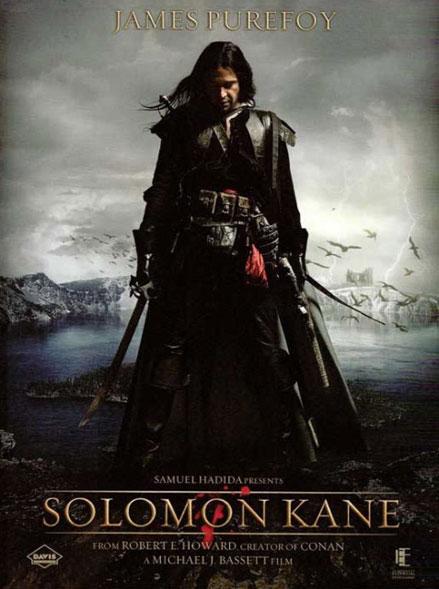 плакат фильма Соломон Кейн