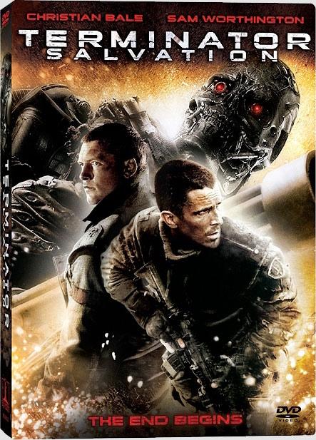плакат фильма Терминатор: Да придет спаситель