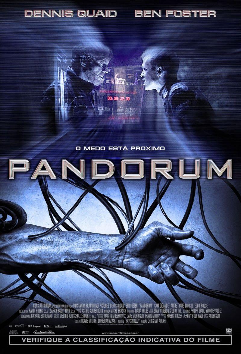 плакат фильма Пандорум