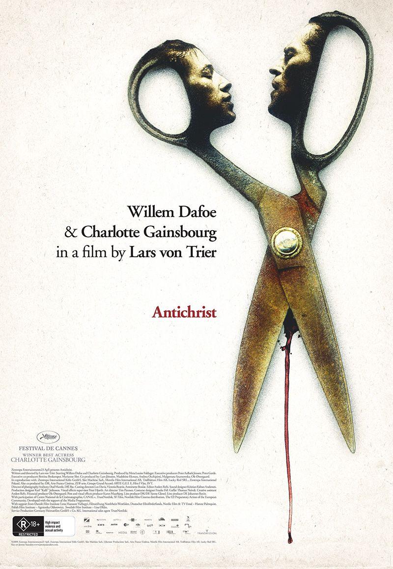 плакат фильма Антихрист