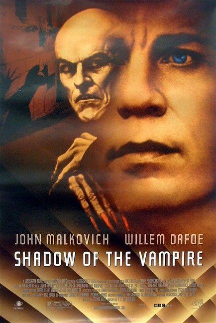 плакат фильма постер Тень вампира