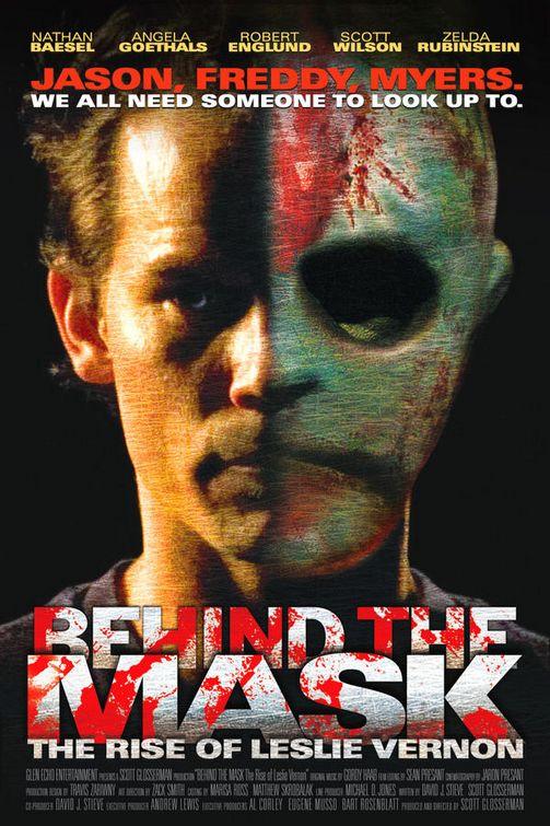 плакат фильма Под маской: Восхождение Лесли Вернона*
