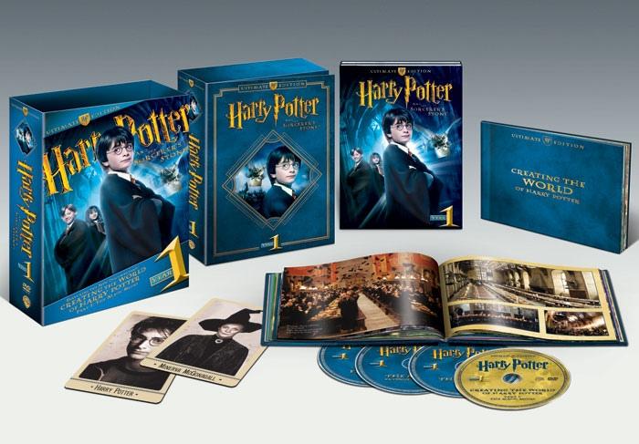 другие DVD Гарри Поттер и Философский камень