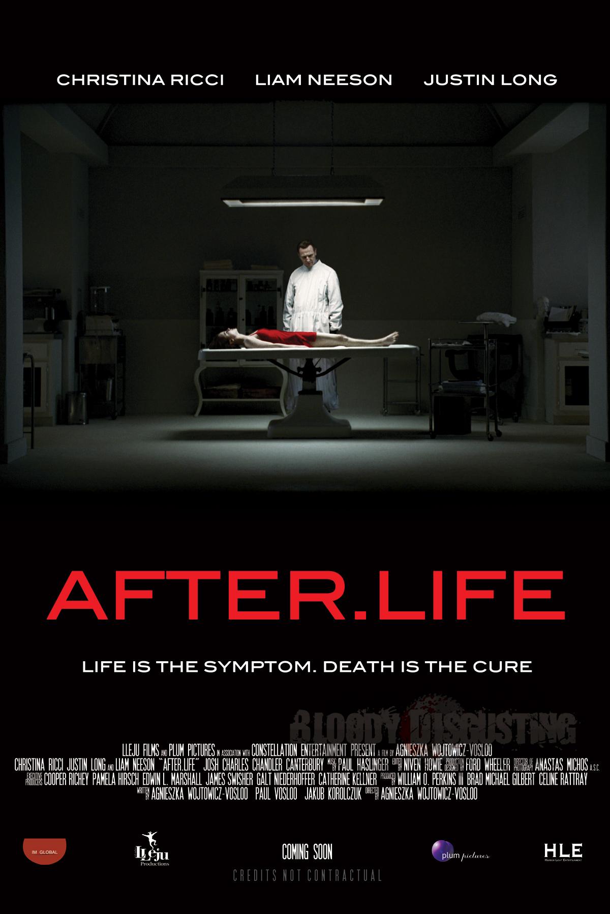 плакат фильма Жизнь за гранью