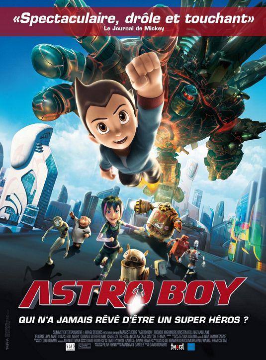 плакат фильма Астробой