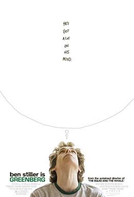 плакат фильма постер Гринберг