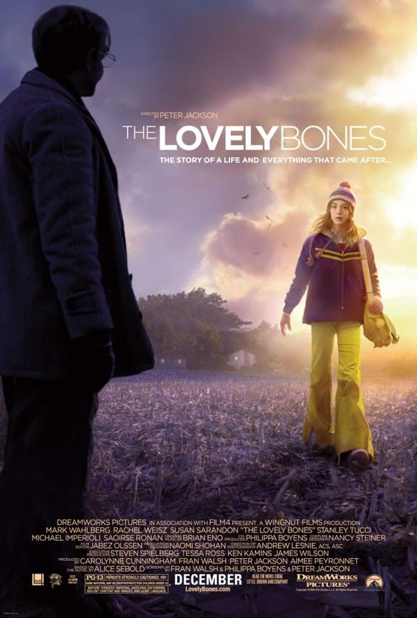 плакат фильма постер Милые кости