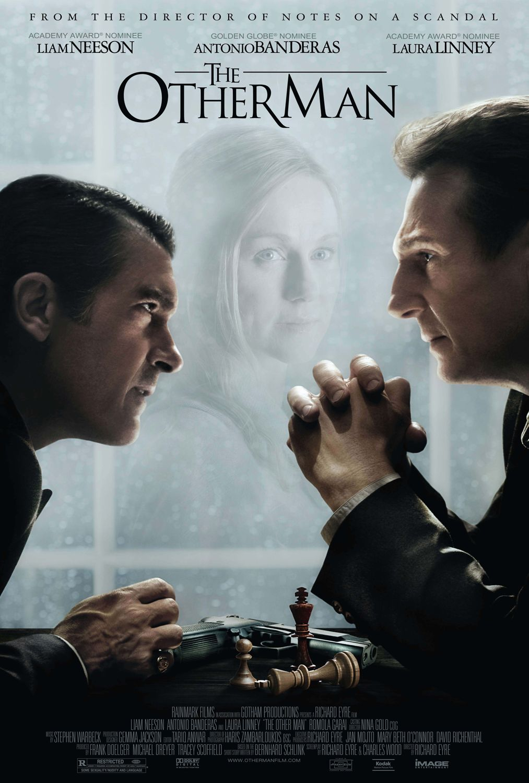 плакат фильма Другой мужчина