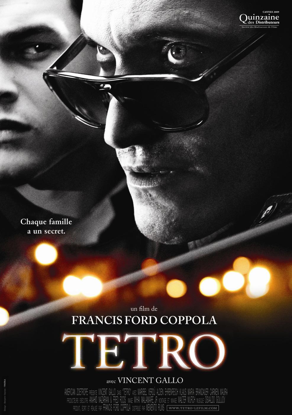 плакат фильма Тетро