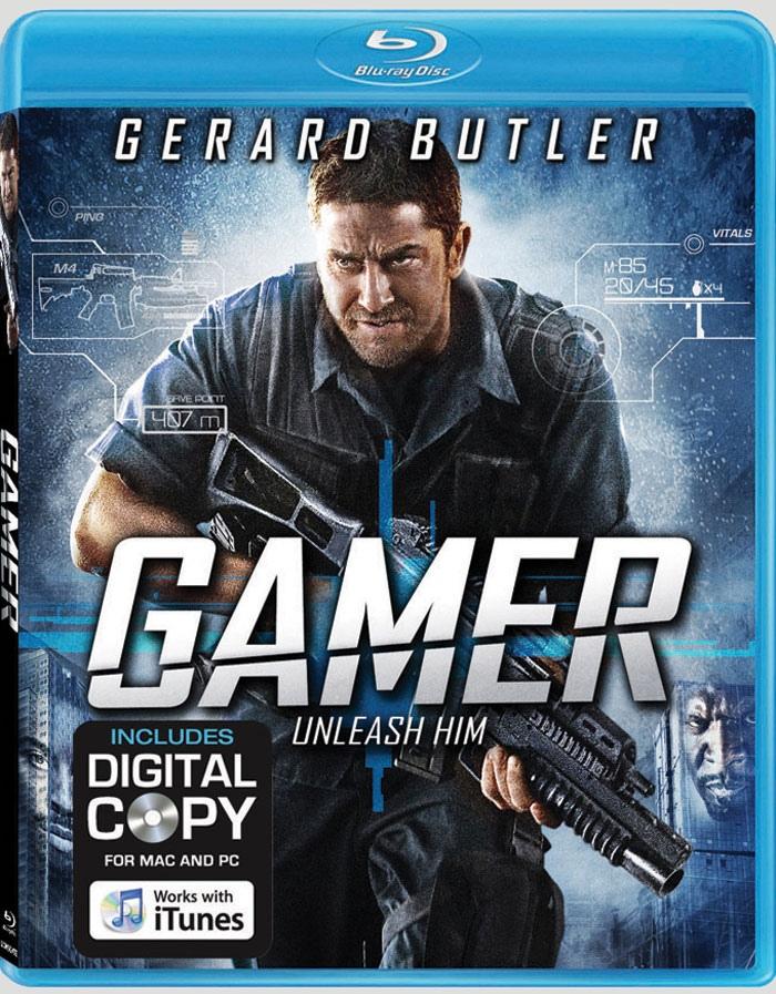 плакат фильма Blu-Ray Геймер