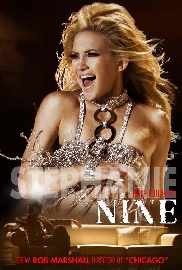 плакат фильма постер характер-постер Девять Кейт Хадсон,