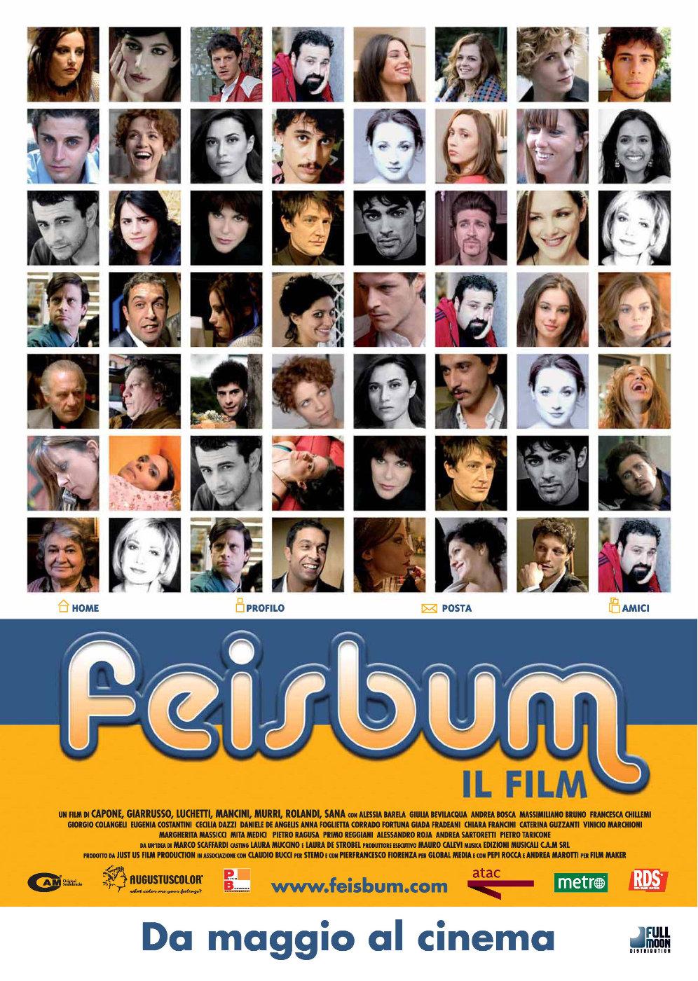 плакат фильма Одноклассники по-итальянски