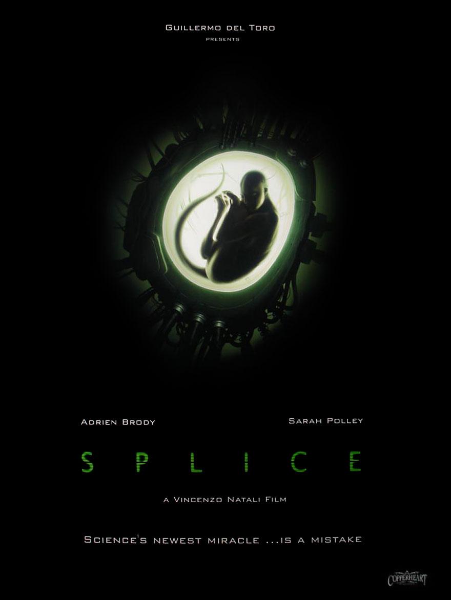 плакат фильма Химера