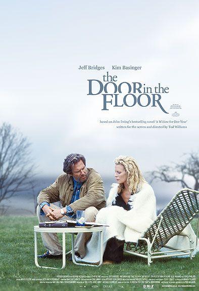 плакат фильма Дверь в полу