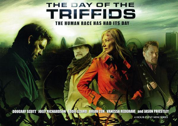 плакат фильма День триффидов*