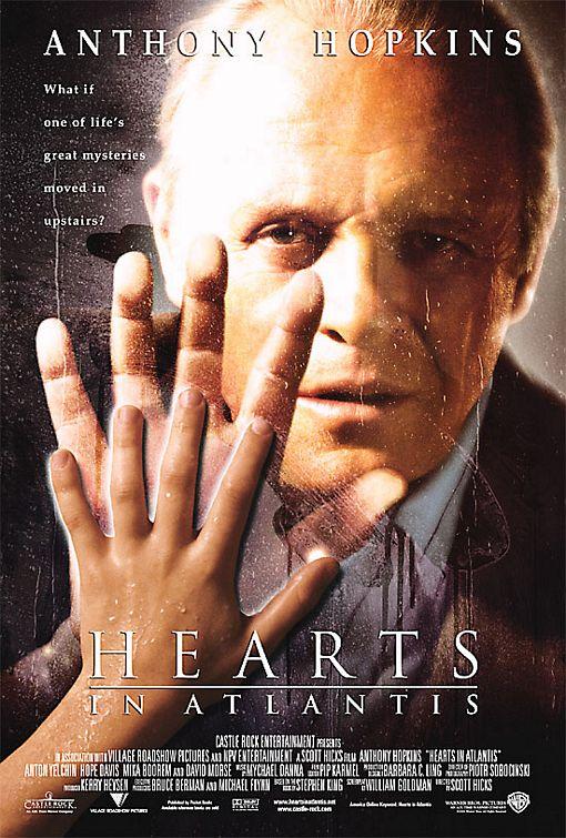 плакат фильма Сердца в Атлантиде