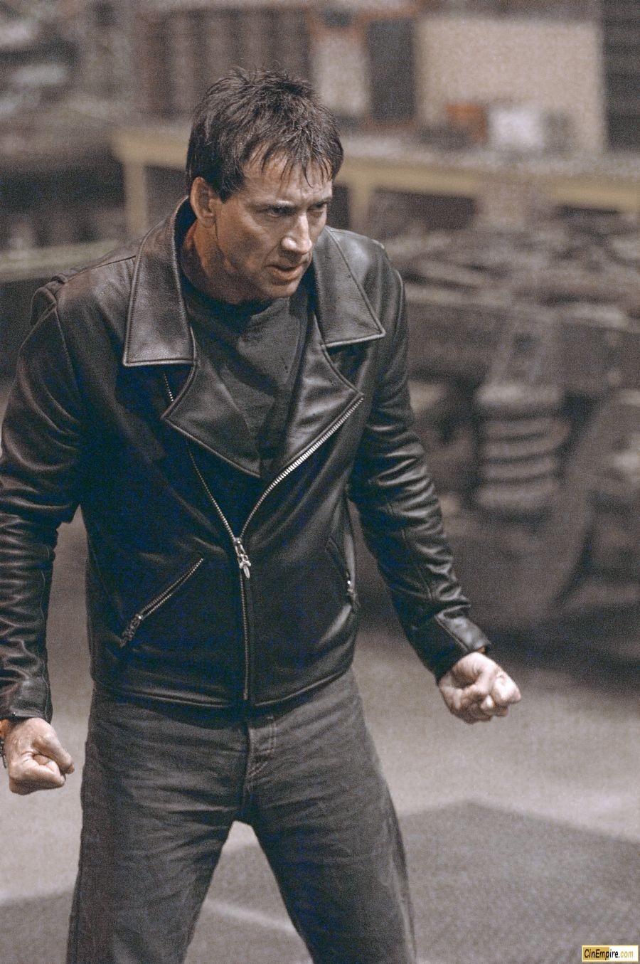 кадры из фильма Призрачный гонщик