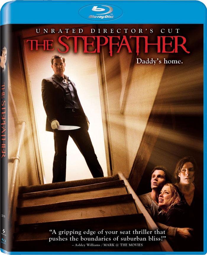 плакат фильма Отчим*