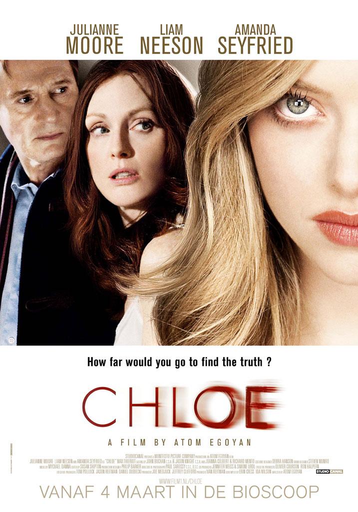 плакат фильма Хлоя