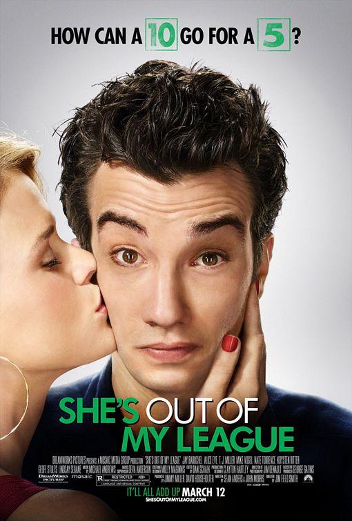плакат фильма постер Слишком крута для тебя