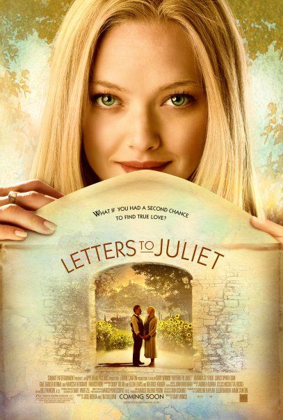 плакат фильма постер Письма к Джульетте