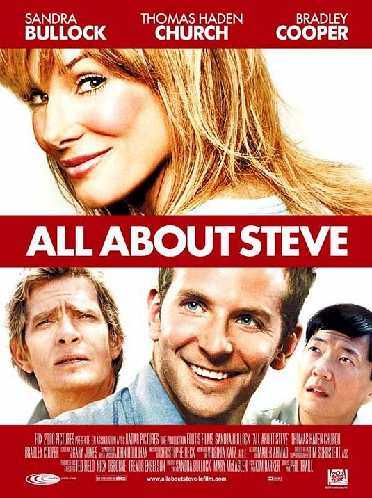 плакат фильма Все о Стиве