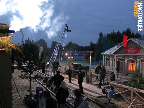 кадры из фильма Последний бронепоезд
