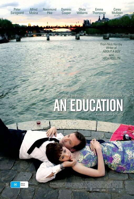 плакат фильма Воспитание чувств