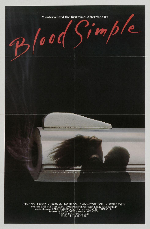 плакат фильма Просто кровь
