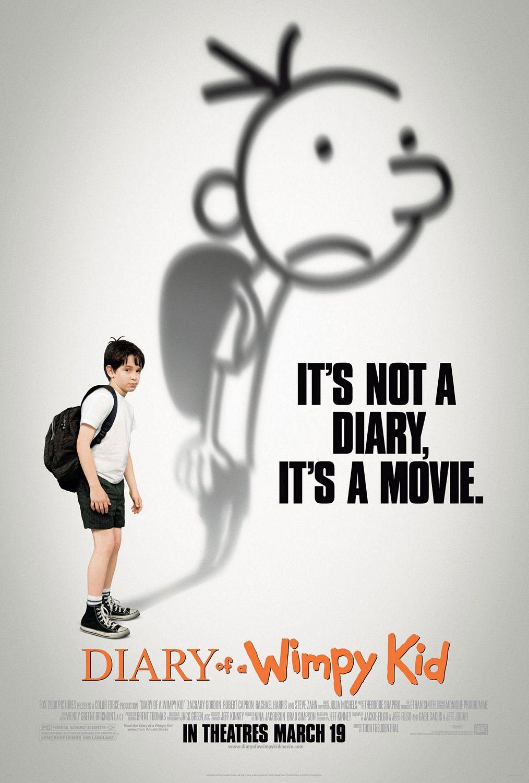 плакат фильма Дневник слабака