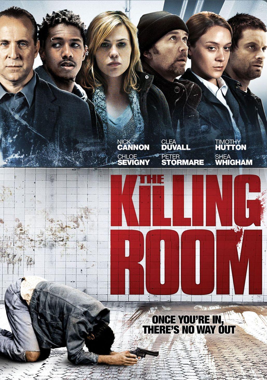 плакат фильма постер Комната смерти