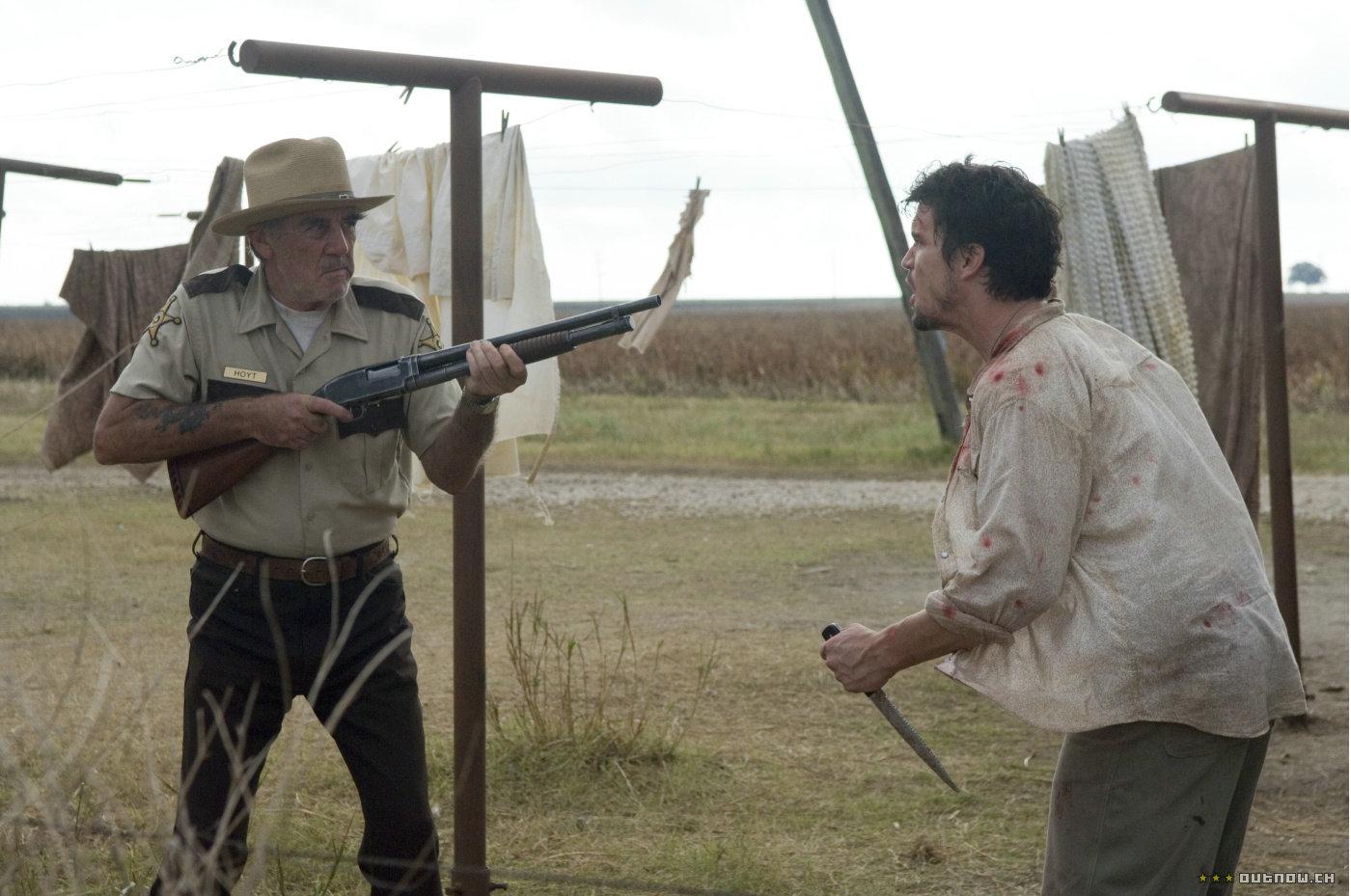 кадры из фильма Техасская резня бензопилой: Начало Мэтт Бомер,