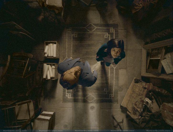кадры из фильма Код Да Винчи