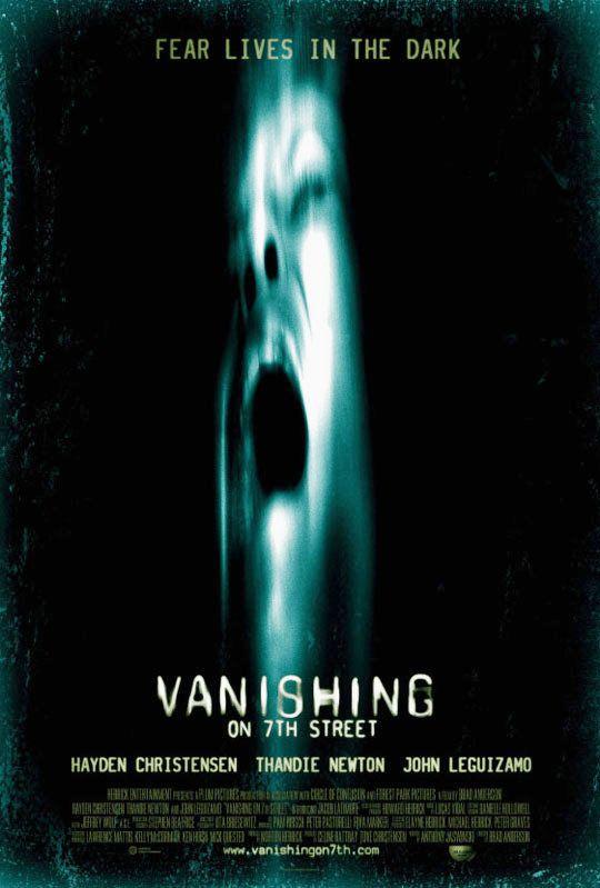 плакат фильма тизер Исчезновение на 7-ой улице