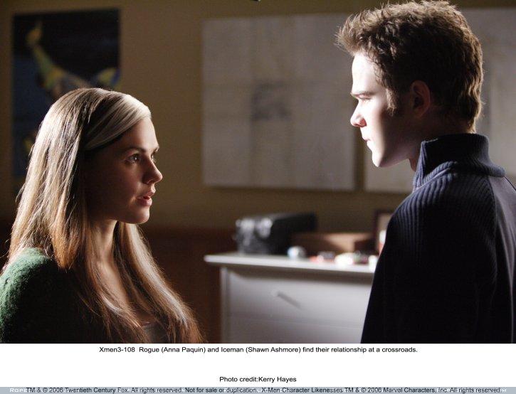кадры из фильма Люди Икс: Последняя битва Анна Пакуин, Шон Эшмор,