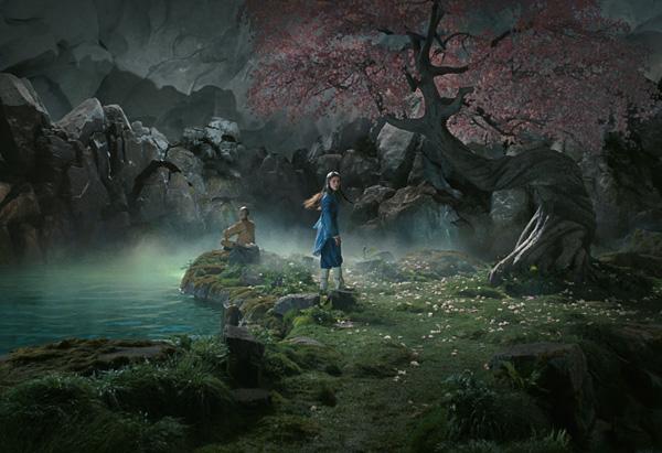 кадры из фильма Повелитель стихий